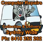Sydney Computer Repairs Daily Collection & Delivery Service